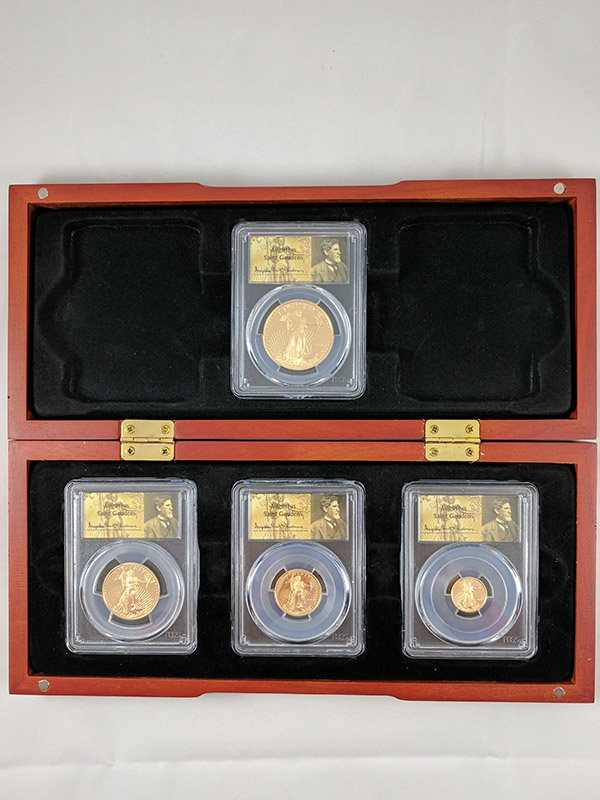 2000W Gold Eagle 4PC